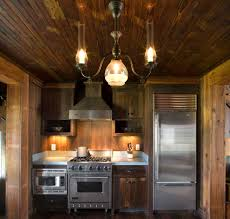 Cabin Ideas Small Cabin Ideas Kitchen Farmhouse With Wood Floors Knotty Pine