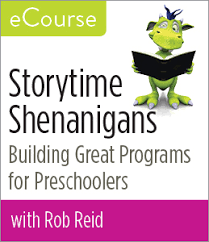 new ecourse storytime shenanigans building great programs for