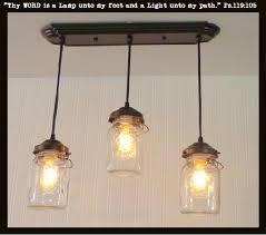 mason jar chandelier light rectangular with vintage quarts u2013 the