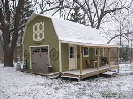 Hip Roof Barn Plans 166 Best Gambrel U0026 Mansard Roof Dwellings Images On Pinterest