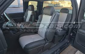 2007 Gmc Sierra Interior Chevrolet Silverado Leather Interiors