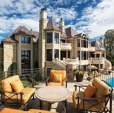 Luxury Cabin Homes Mega Mansion Goals Luxury Home Backyard U0026 Pool Pinterest