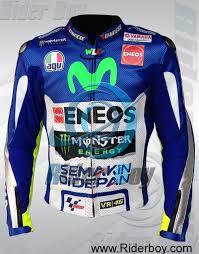 motorcycle racing jacket valentino rossi movistar yamaha m1 racing jacket