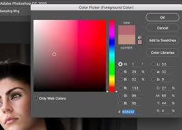 color tool the adobe color picker tool we all see it but do you really