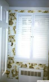 Bi Fold Shutters Interior Boston Shade Installations Shutters Window Treatments Company Firm