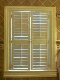 homebasics plantation faux wood white interior shutter price - Home Depot Wood Shutters Interior