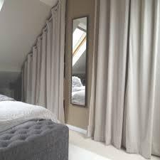 rideau placard chambre phénoménal rideau dressing placard chambre avec rideau concernant