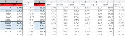 read data from spreadsheet simulink