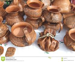 clay pots stock photo image 13290370