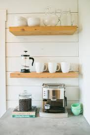Floating Wooden Shelves by How To Add