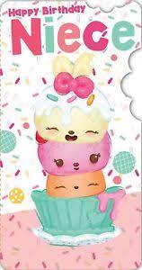 num noms happy birthday niece birthday card new gift ebay