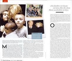 Magazine Vanity Fair Madonna U0027s Ariake Portfolio On Vanity Fair Germany Madonnatribe
