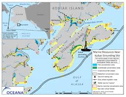 Kodiak Alaska Map by Facts About Shell Oil U0027s Problems In The Arctic In 2012 Oceana Usa
