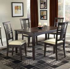 dining table dining room decor fabric dining room table chairs