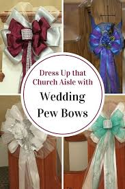 wedding pew decorations news tagged pew decorations package bows