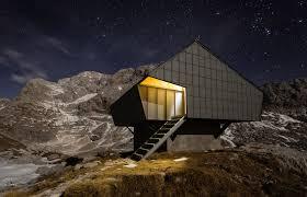 alpine architecture inhabitat green design innovation