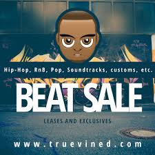 i m back with a ton of beats beat sale on truevined