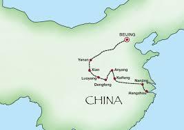 Luoyang China Map by Yanan Map Travel To Halifax Nova Scotia