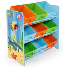meuble de rangement pour chambre bébé meuble de rangement pour enfant motif poissons achat vente petit
