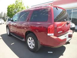 nissan armada rancho quick lift nissan armada suv 5 door in washington for sale used cars on