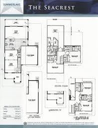 Adobe Homes Plans by Summerlake Dr Horton Homes Seacrest Floor Plan In Winter Garden Fl