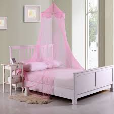 White Bed Canopy Kids Furniture Interesting Canopy Beds For Little Girls Cheap
