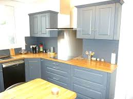 repeindre un meuble cuisine meuble de cuisine a peindre best meuble cuisine gris clair charmant