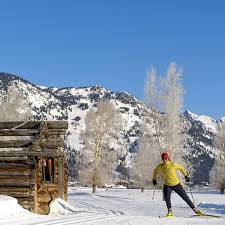 where to cross country ski in jackson hole travel leisure