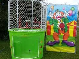 dunk tank rental nj bounce house party rentals enzpartyrental wilmington de