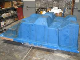 Concrete Bathtub Mold Here U0027s How Two Engineers Turned An Old Cadillac Into A Tub On