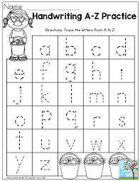 a worksheet like this can guide students when learning how to