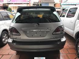 toyota lexus rx300 sold asia71 lexus rx300 2001 silver 4wd in phnom penh on khmer24 com