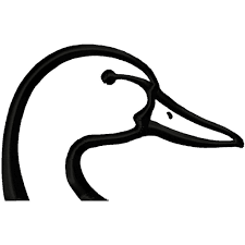 outline of a duck free download clip art free clip art on