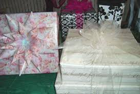 wedding gift table ideas saree packing indian decoration ideas for wedding gifts wedding