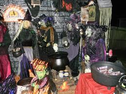 halloween scene setters decorations prop showcase halloween scenes