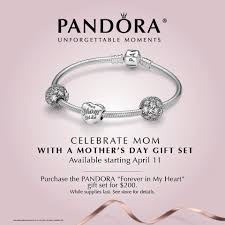 mothers day bracelets pandora s day gift set and more gifts for we di