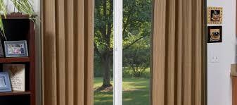 Panel Blinds For Sliding Glass Doors Bamboo Grommet Window Panels Blinds Bamboo Vertical Blinds