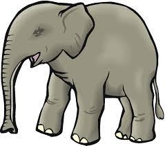 elephant clipart clipartpen