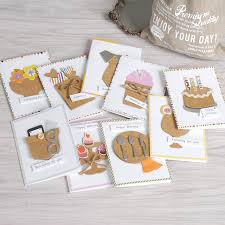 kids handmade cards mini cards paper 3d cards cute happy birthday