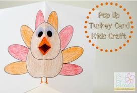 up thanksgiving turkey thanksgiving kids craft pop up turkey card with free printable
