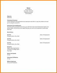 Resume Free Template Download Cover Examples Of Functional Resumes Letter Combination Resume