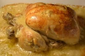 cuisiner poulet entier recette cookeo poulet entier sauce moutarde recettes faciles