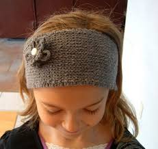 headband knitting patterns