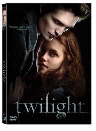 dvd of twilight