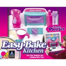 easy bake kitchen
