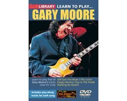 gary moore dvds