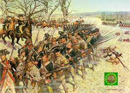 soldiers of the american revolution