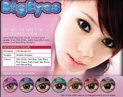 full eye lenses
