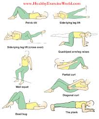 knee strength exercises