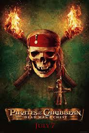 pirate of the caribbean poster